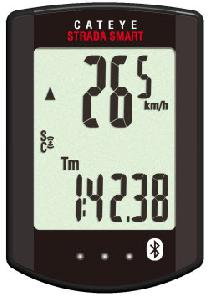 Велокомпьютер CAT EYE CC-RD500B STRADA SMART GPS