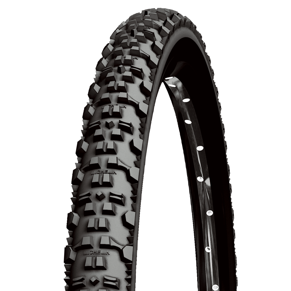 Велопокрышка Michelin Country A.T. 52х559 (26X2.00)MTB черная